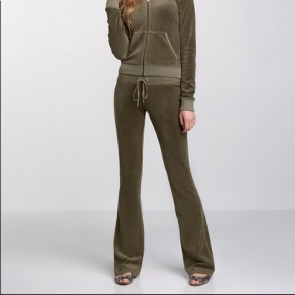 c74caea1db47 Juicy Couture Pants - Juicy Couture Velour Tracksuit Pants